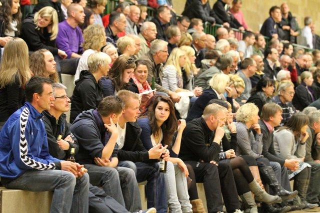 Geistalhalle Publikum